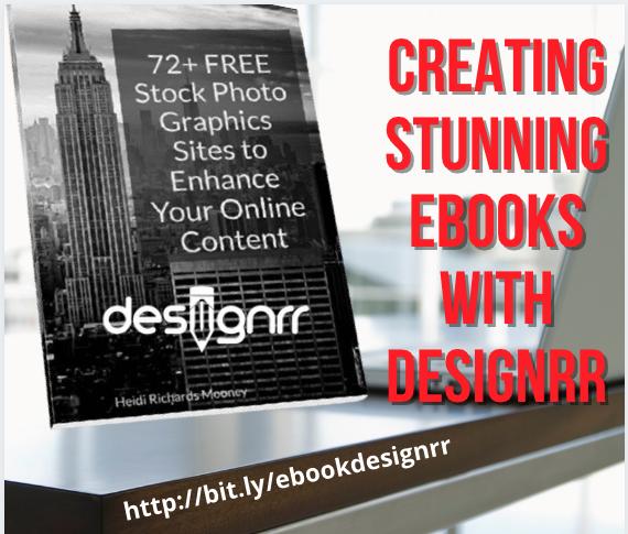 """""""DESIGNRR ebook Creator"""""""