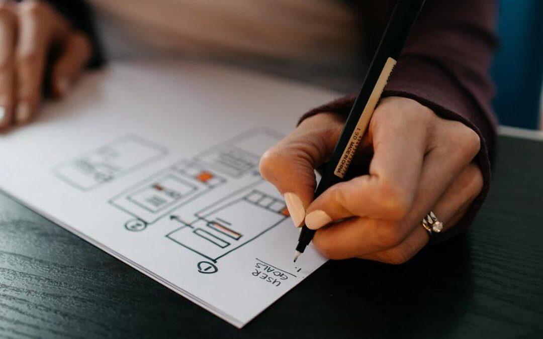"""Blueprint for building a website"""