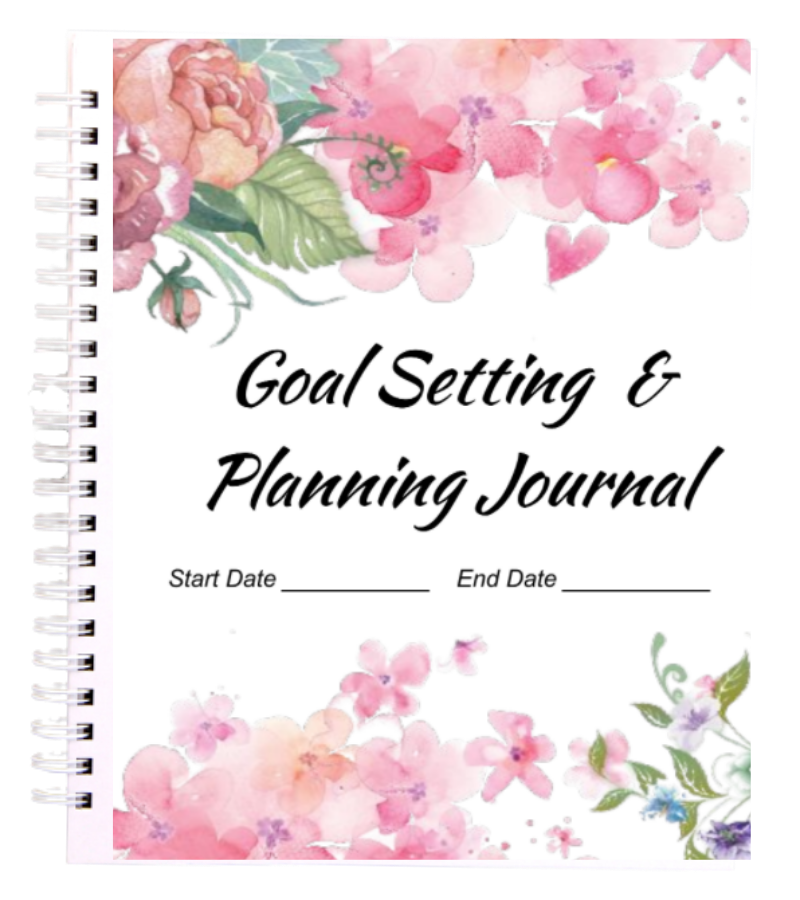 """""""Goal Setting and Planning Journal Cover"""""""